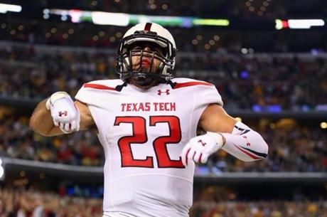 Texas Tech's Jace Amaro is a potential game-changer at tight end.